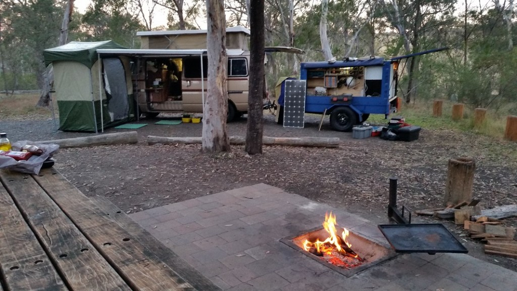 Walcha first free camp