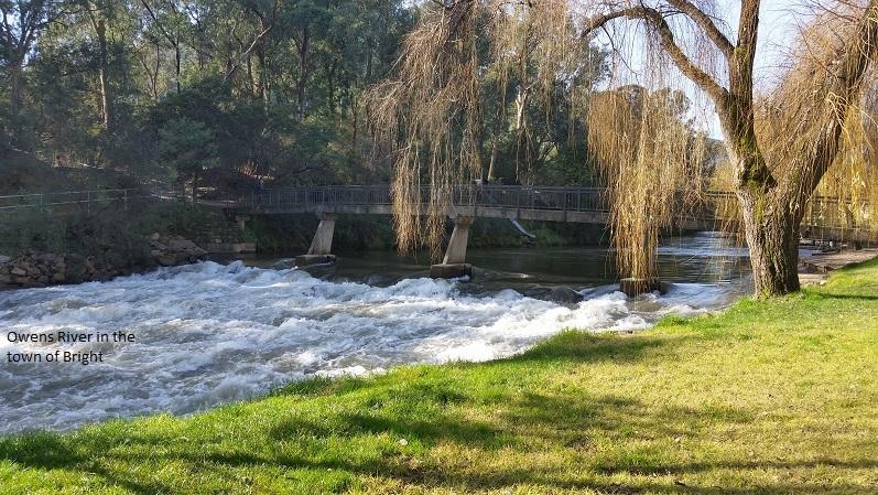 River in Bright