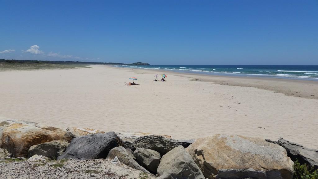 Iluka Beach