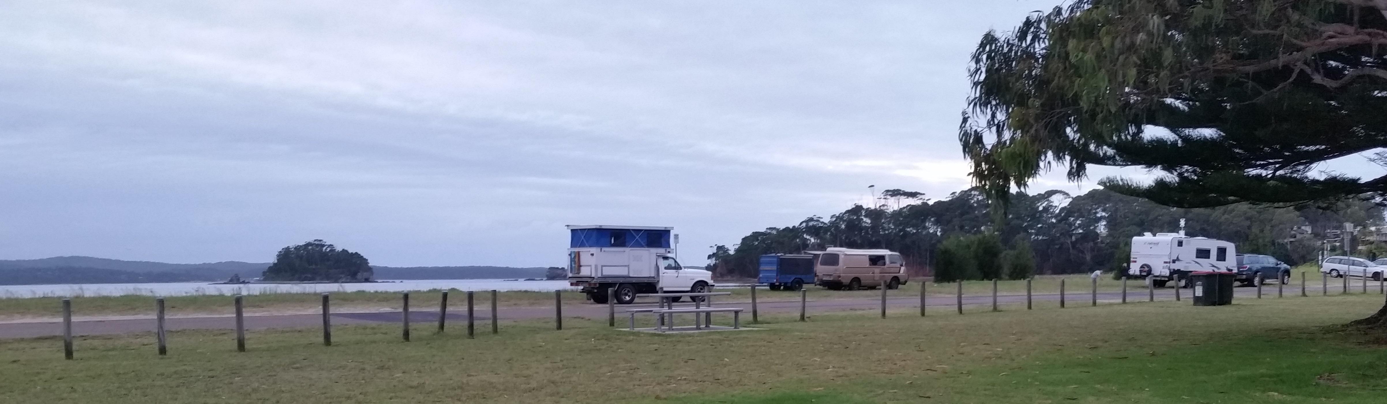 batehaven beach front