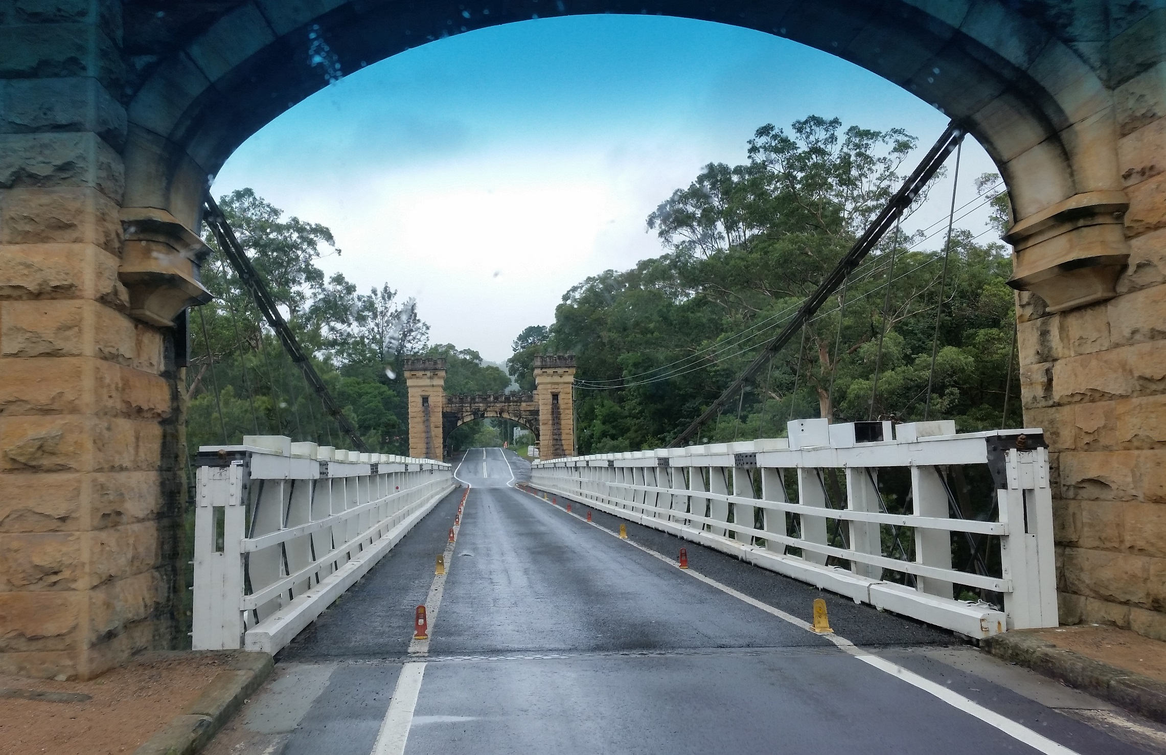 kangaroo bridge