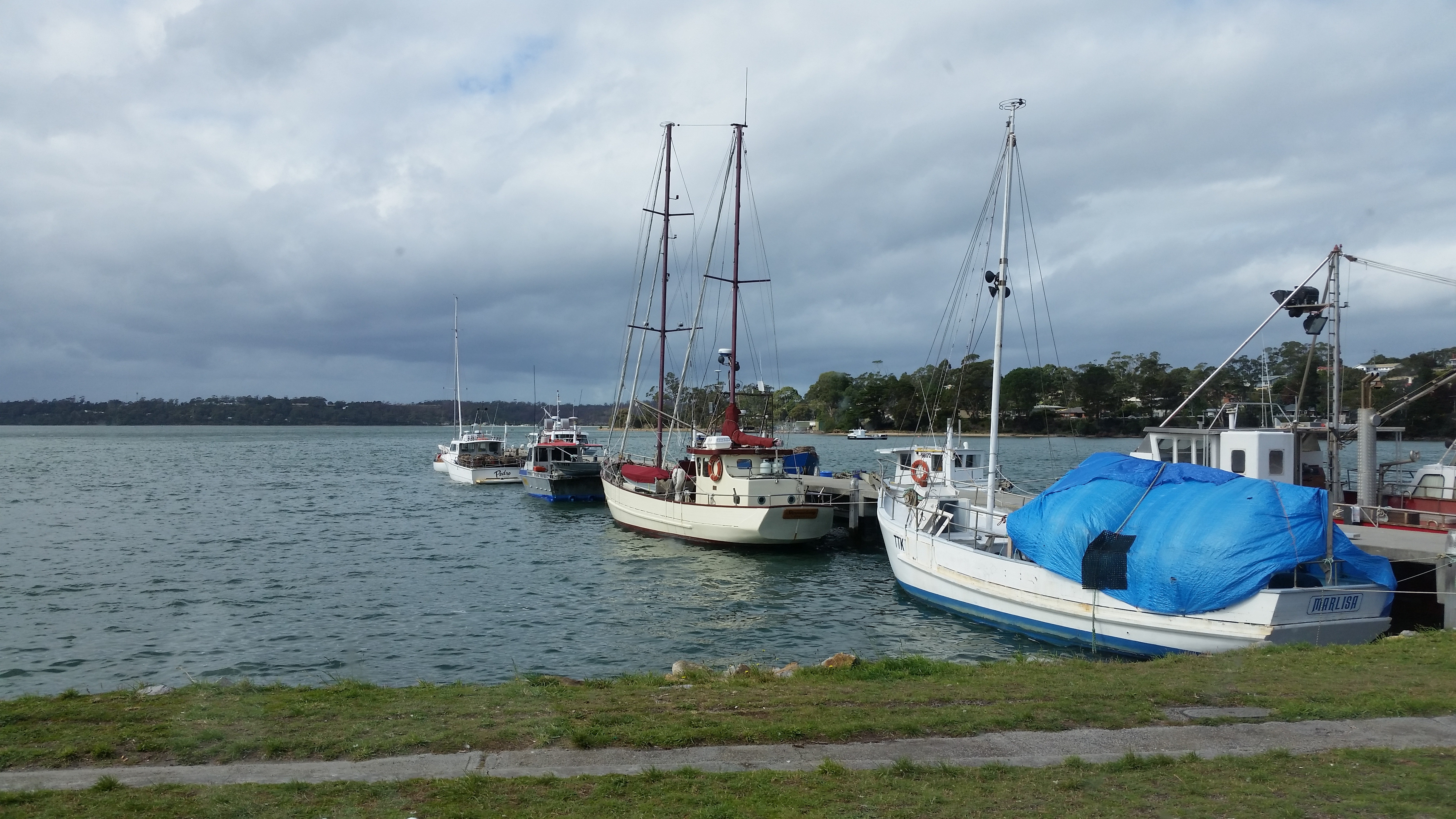 Bicheno StHelens boats 02