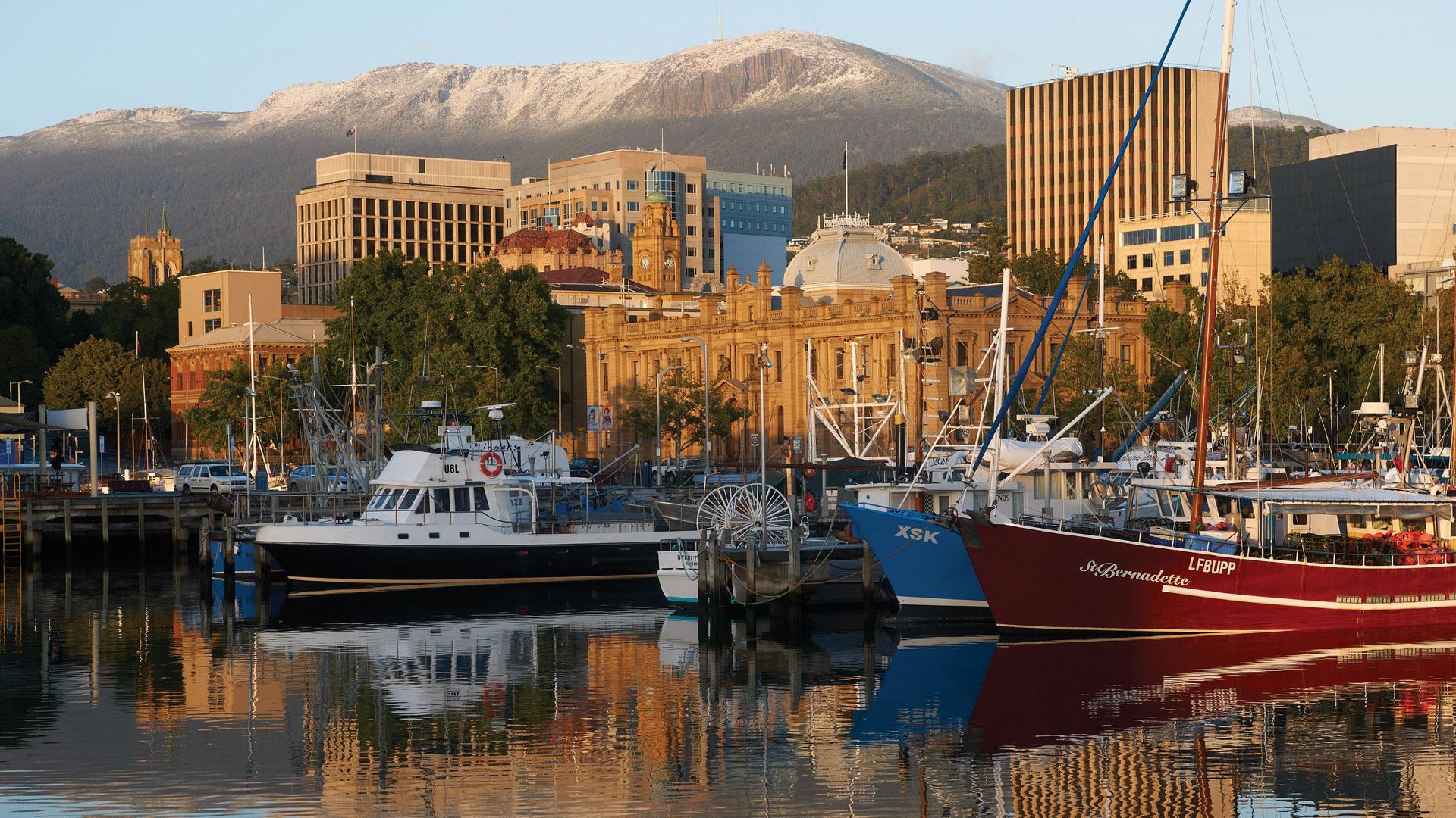 The Tasmania Problem