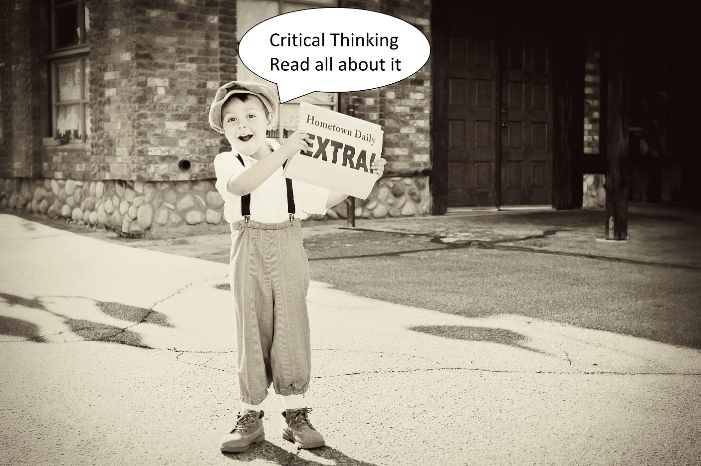 How To Be a Top Critical Thinker